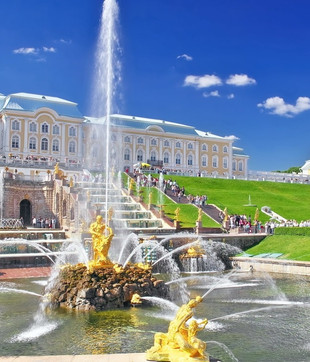 TOUR TO ST.PETERSBURG, 5 DAYS